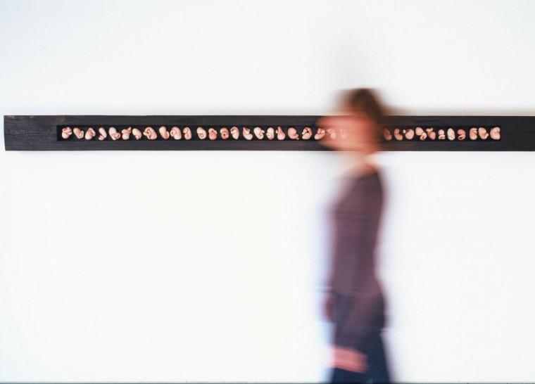"""Gebrek aan licht, uit de collectie """"Zaad"""" van Lot Brandt"""